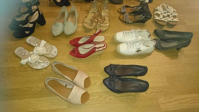 Buty, różne