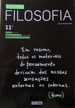 Testes Filosofia - 11° ano