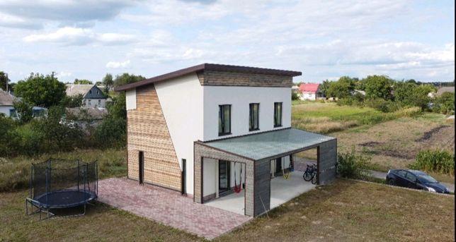 Продам дом с ремонтом в Рожевке 108м2 участок 16 соток Без%