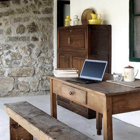 Casa em Turismo Rural.  Equipada e Mobilada.  Despesas incluídas.