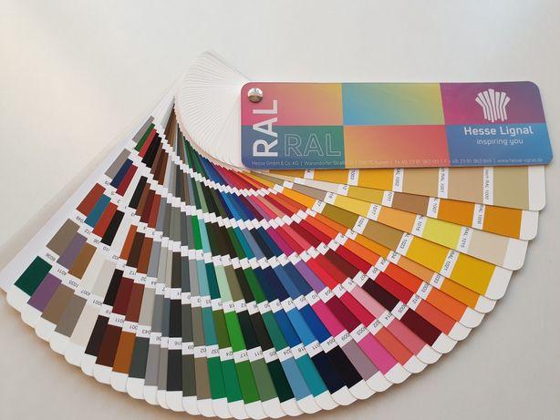 Каталог RAL K7, палитра цветов РАЛ К7, веер краски лаков