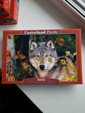 Пазлы Castorland 500 эл.