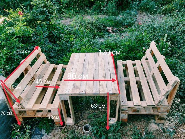 Мебель из паллеты (поддонов ) loft стиль