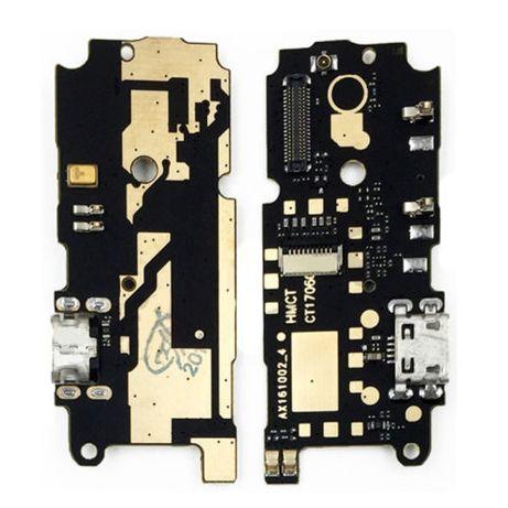 Placa carregamento Micro USB para Xiaomi Redmi Note4/Note4X