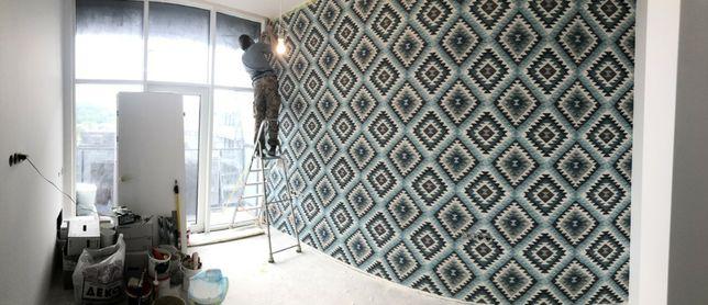 Всі види ремонту Шпалeри Закатування майстер на годину Складання меблі