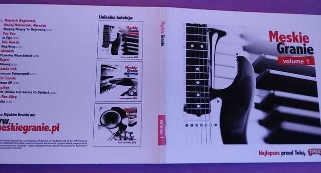 Męskie Granie Volume 1 , CD promo 2010 rok