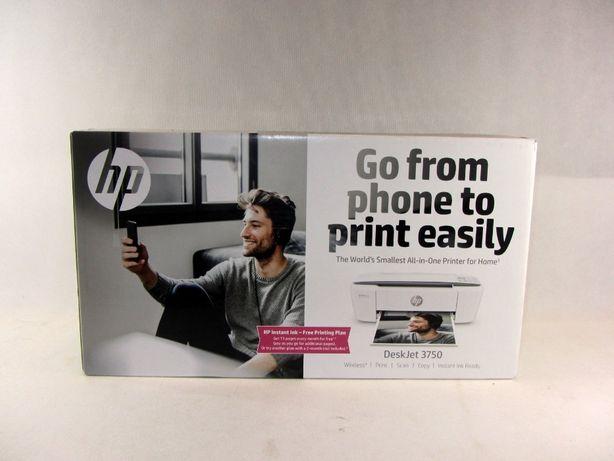 Urządzenie wielofunkcyjne HP Desk Jet 3750 Drukarka skaner ksero
