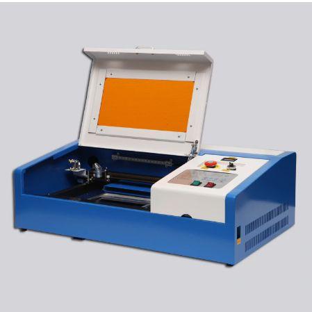 Ploter laserowy CO2 30x20 40W laser grawerka NOWY model + dodatki