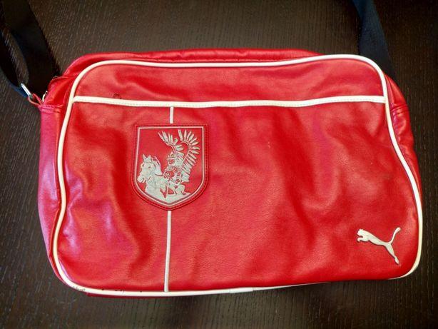 torba Puma z paskiem, Polska, Husar, dla konesera