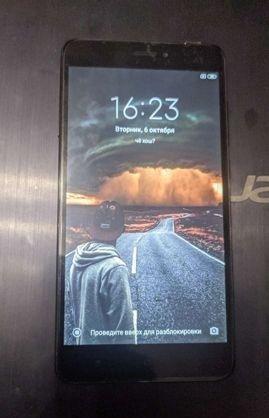 Xiaomі  redmi Note 4x 3гб/16.