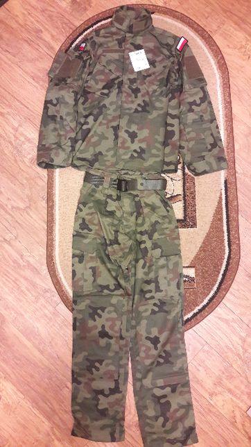 Mundur wojskowy zimowy wzór 2010 XS/XL Nowy