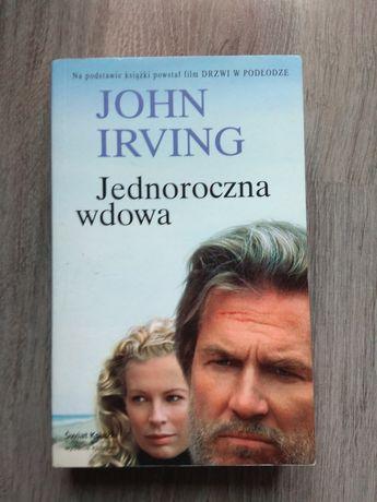 John Irving - Jednoroczna wdowa