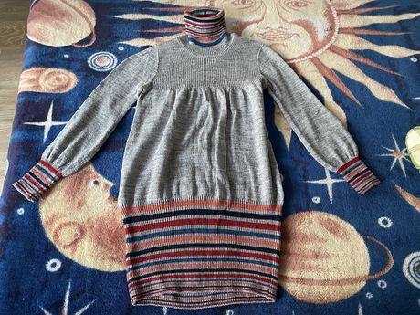 Продам платье тунику для беременных. р. S-M