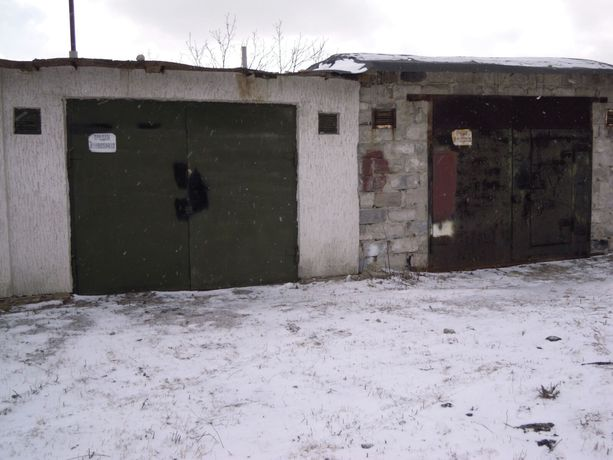 Продам два гаража в гаражом кооперативе Шахтер