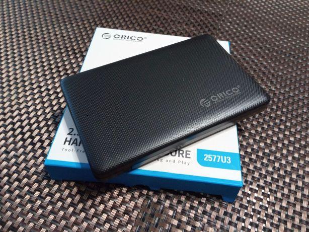 "Внешний карман HDD ORICO 2577U3 для 2.5"" HDD/SSD с USB 3.0"
