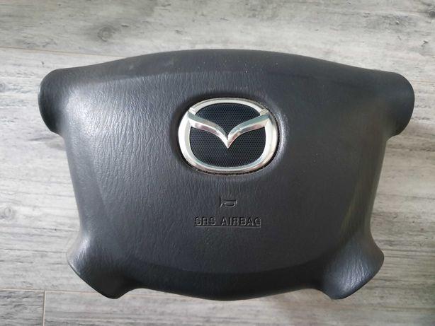 ПРОДАМ подушку безопасности водителя mazda premacy 2003