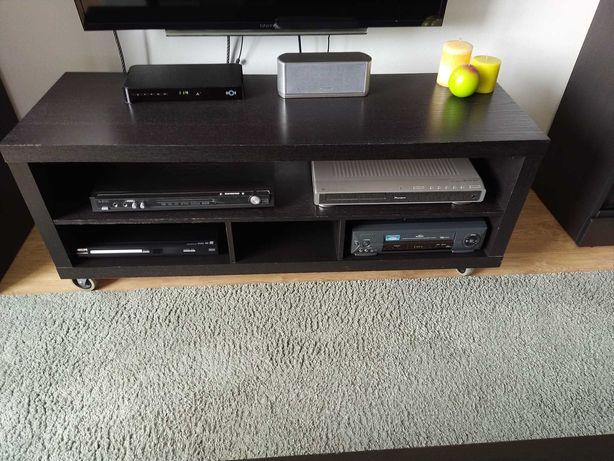 Mesa TV, multimédia, em madeira