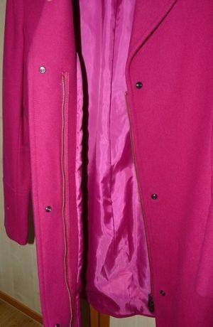 płaszcz damski różowy nowy BENETTON negocjuj!