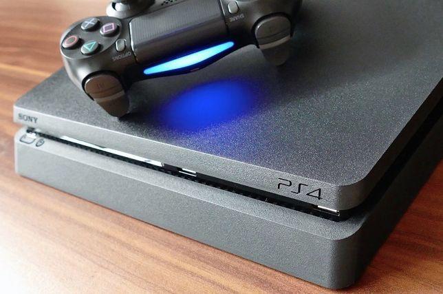 Sony PS4 PlayStation 4 Slim HEN PRZEROBIONA - ZAMIANA Hulajnoga ELEKTR