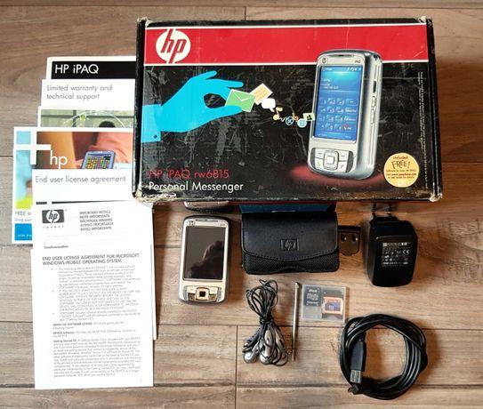 HP rw6815 personal messenger Windows Mobile 5. Отличное сост., рабочий
