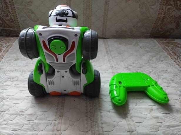 Zdalnie sterowany 2w1 robot i samochód Chicco