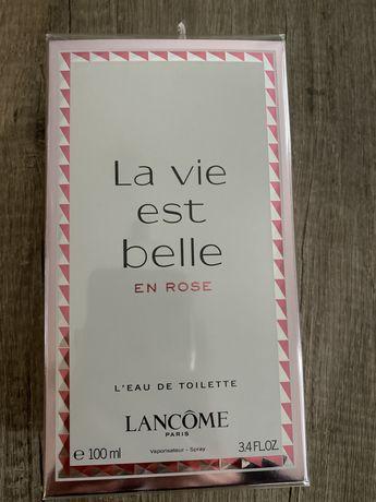 Lancome La Vie est belle En Rose edt 100ml