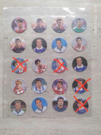 Żetony Snickers Euro 1996