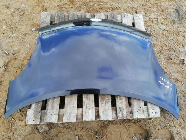 Maska pokrywa silnika Nissan Micra k12 lift TRIM GAB P