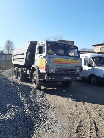 Услуги по грузоперевозке до 13 тонн, Камаз