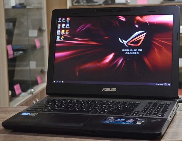 Ноутбук Asus (i7-3610QM 3.3 ГГц/RAM 8ГБ/SSD 128ГБ/GTX 660M 2Гб)TVOYO