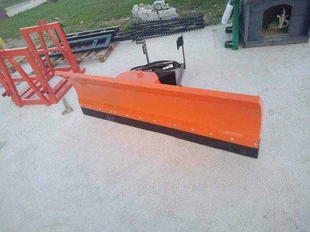 Mocowanie do ciągnika c330 c360 Mf225 pług śnieżny