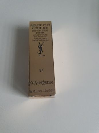 YSL Yves Saint Laurent Rouge Pur Couture odcień 97