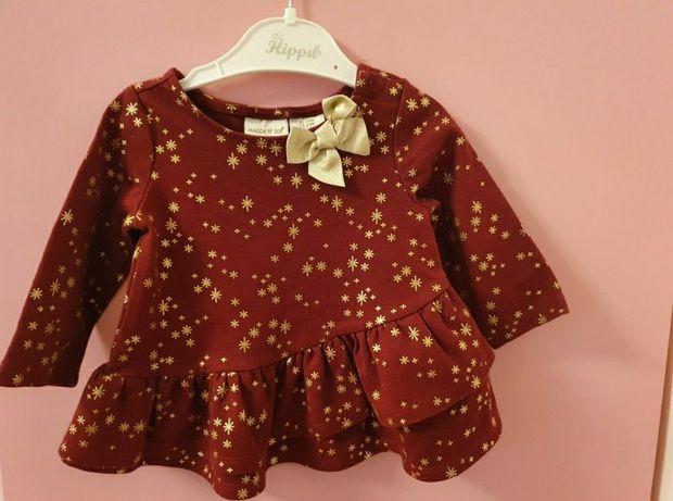 Плаття на дівчинку 3 - 6 місяців дуже гарне
