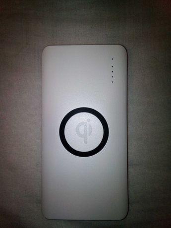 PowerBank com carregamento sem fios magnetico 8000 mAh