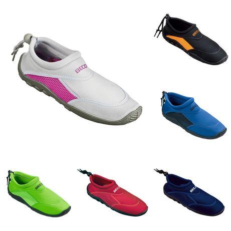 Коралки (аквашузы) Beco, обувь для дайвинга, серфинга и пляжа
