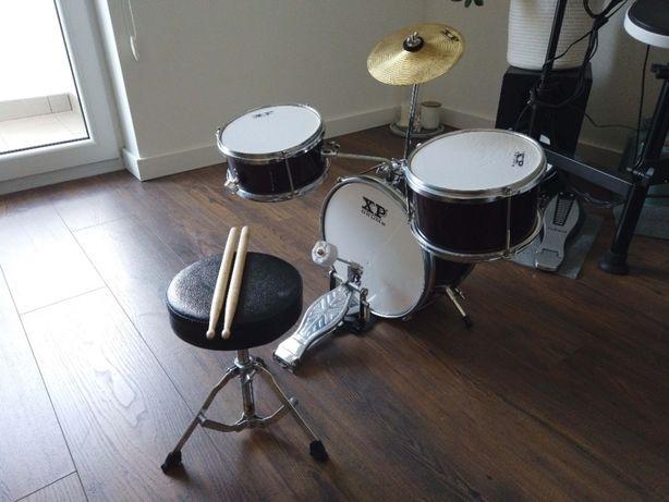 Zestaw perkusyjny XP Drum dla dzieci