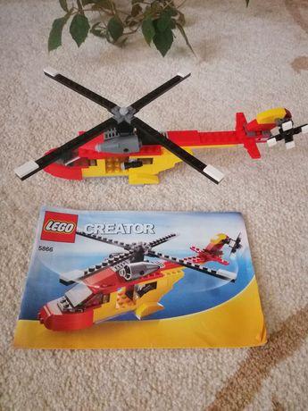 Lego конструктор лего оригінал вертоліт