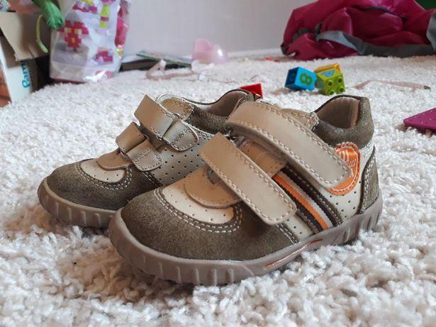 Демисезонные ботинки кеды Шалунишка