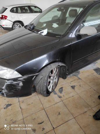 Carro Salvado Skoda Octavia RS
