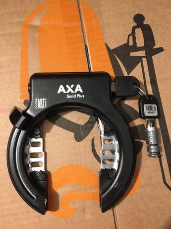 Zapięcie Axa solid plus+ WKŁADKA zamka Baterii Bosch shimano
