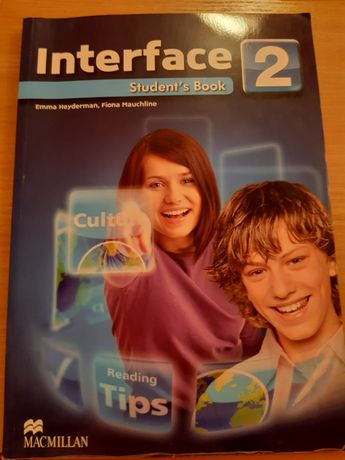 Interface 2 student's book