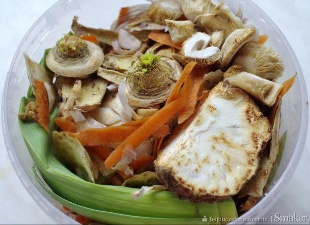 Obierki z warzyw