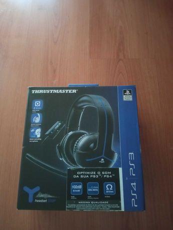 Headphones PS4/PS3  sem micro