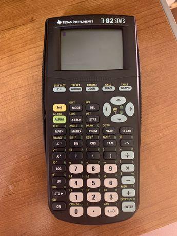Calculadora Texas TI-82