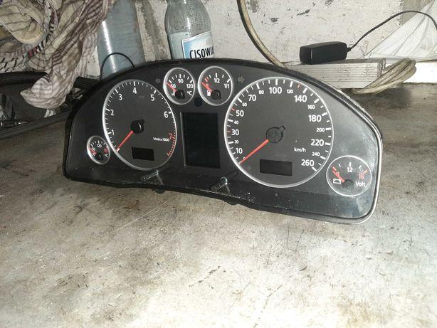 Licznik zegary audi a6 c5 LIFT 2003r benzyna 933J EUROPA 248tys