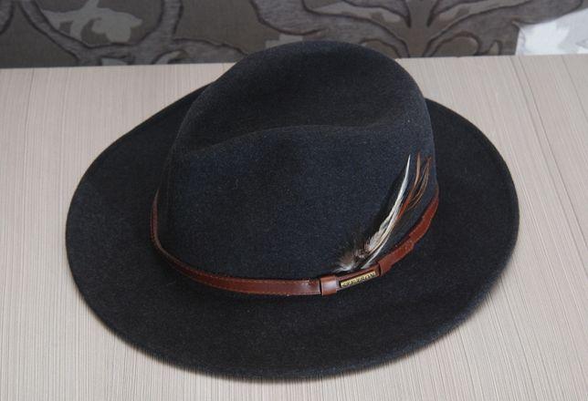 Шляпа Stetson водоотталкивающая пропитка размер 57