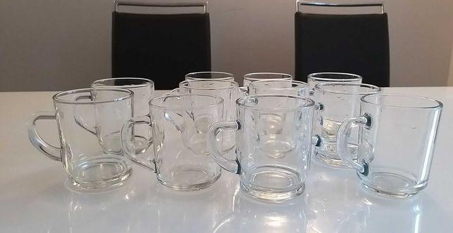 szklanki z uchem