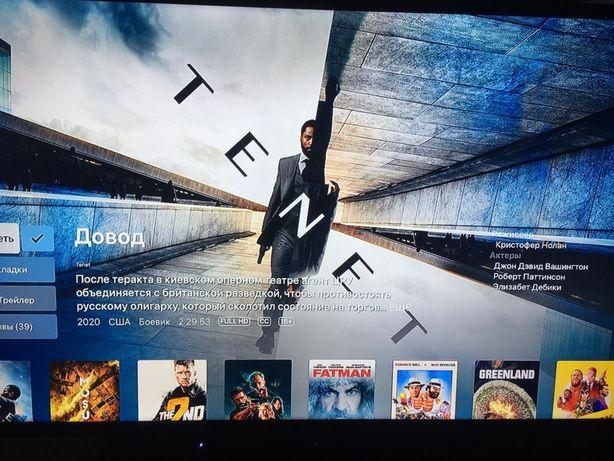 Apple tv  iPhone IPTV Smart TV Телевидение