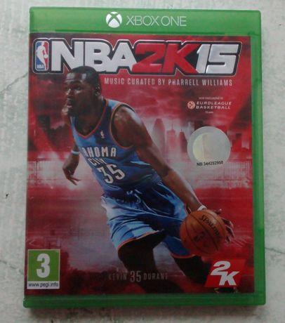 Gra NBA2K15 Xbox One zamienię