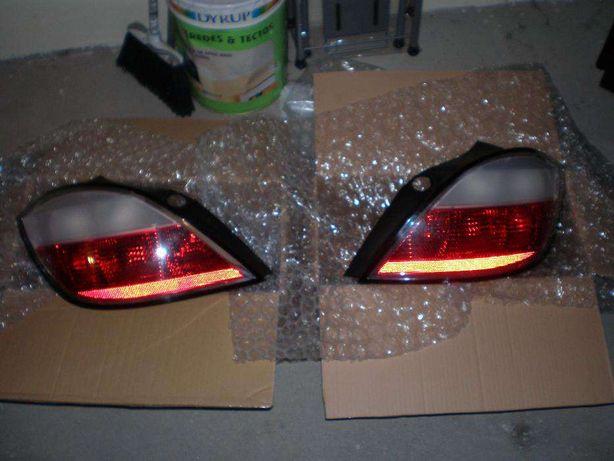 Vendo farolins/faróis traseiros Opel Astra H